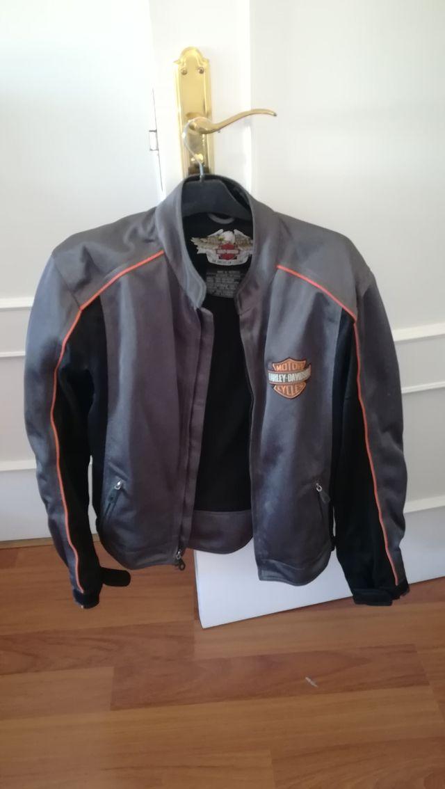 cazadora verano Harley Davidson