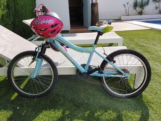 Bicicleta Seminueva niño/a