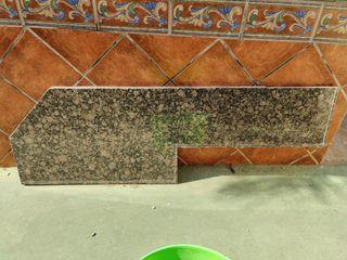 encimera granito más fregadero