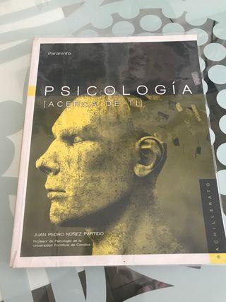 Psicología 2 bachillerato