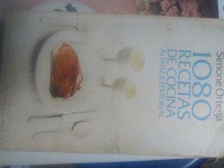 Dos libro ,cocina