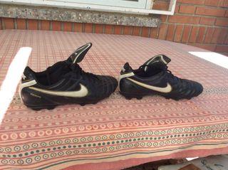 Zapatillas Nike con tacos