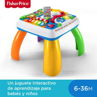 Fisher-Price - Mesa multiaprendizaje bilingüe