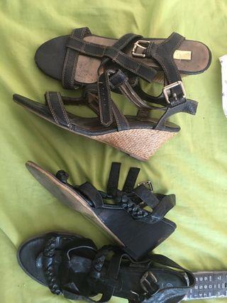 Lote sandalias!!