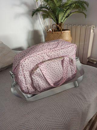 bolsa de viaje/carro bebe
