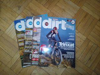 Revistas Zona Dirt