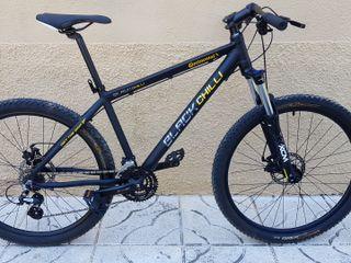 Bicicleta mtb 27.5 aluminio continental