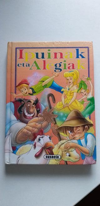Libro niños y niñas euskera