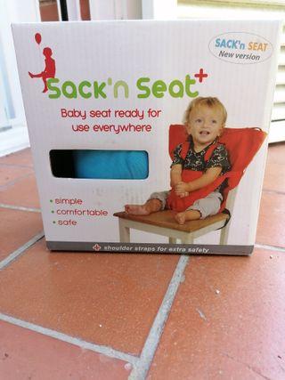 sack'n seat trona