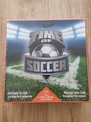 Time of Soccer (Juego de mesa)