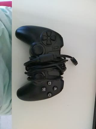 Mando ps4 por cable