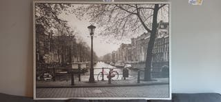 cuadro de Amsterdan.