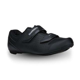 zapatillas Shimano n°46+calas+pedales automaticos