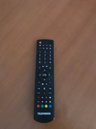 Mando tv telefunken
