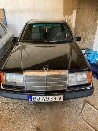 Mercedes B 300 D Edicion Turbo 1988