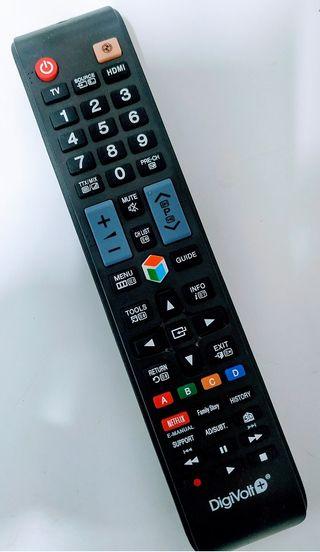 MANDO TV SAMSUNG CON TECLA NETFLIX