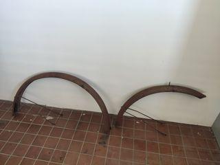 Guardabarros antigua BH