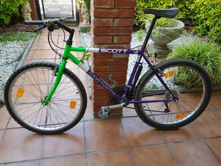 Bicicleta Scott mountain-bike