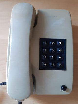 Teléfono antiguo marca Siemens