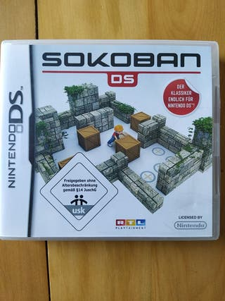 Juegos DS,2DS,3DS ( Sokoban )