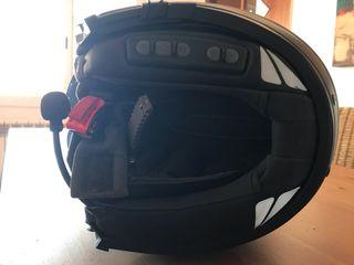 Casco Schuberth C3 Pro con intercomunicador