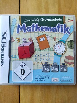 Juegos DS,2DS,3DS ( Mathematik )