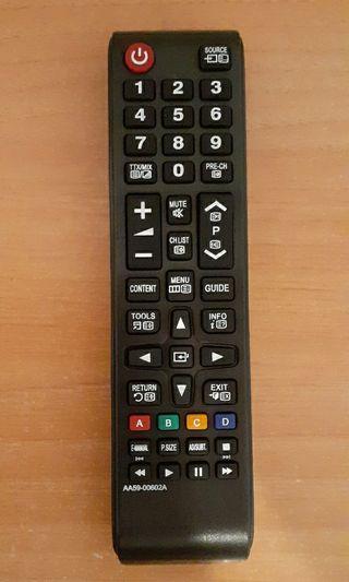 Mando Samsung Television