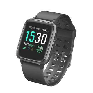 reloj deportivo pulsometro impermeable