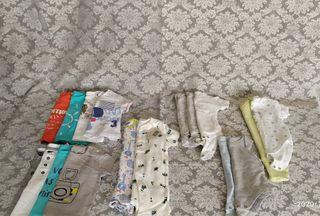 Pack ropa bebé