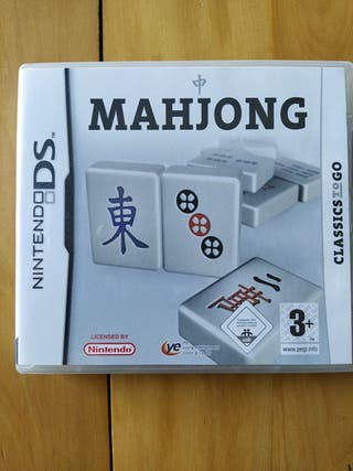Juegos DS,2DS,3DS ( Mahjong )