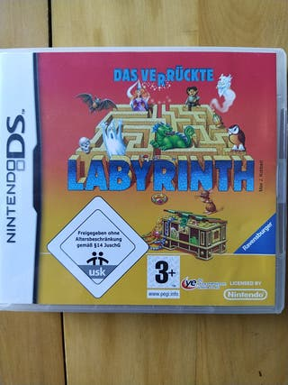 Juegos DS,2DS,3DS ( Labyrinth )