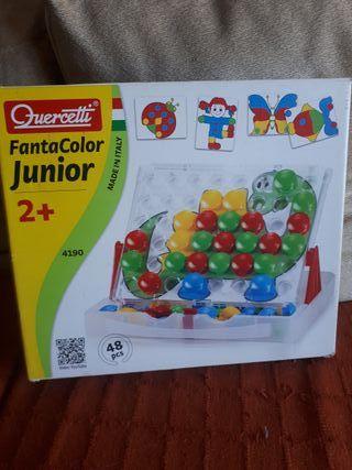 juguete puzzle fantacolor junior