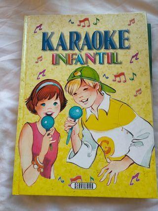 Libro canciones para niños