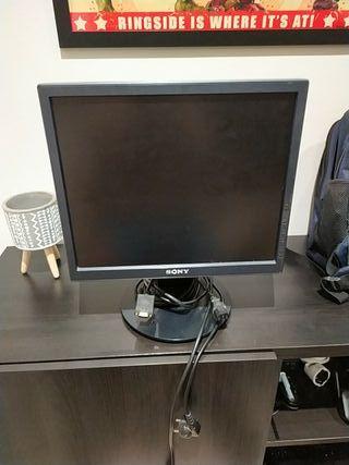 Monitor sony sdm-s75a