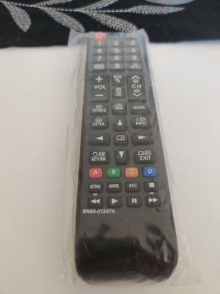 mando tv para tv Samsung