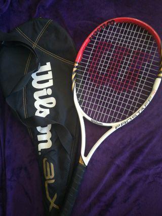 Raqueta de tenis Wilson BLX