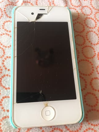 Vendo iPhone 4s 16gb. Libre