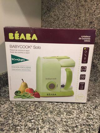Babycook Béaba - Robot cocina al vapor