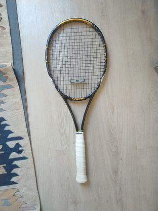 raqueta de tenis Wilson k blade 98