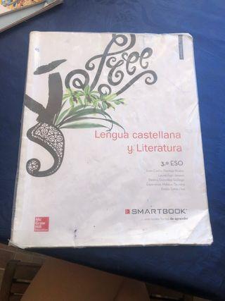 libro lengua 3 ESO