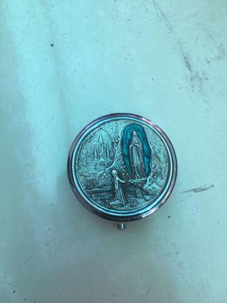 Medalla religiosa antigua
