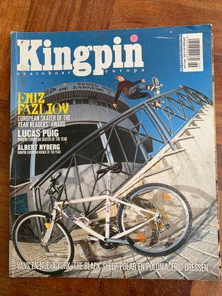 Revistas surf y skate