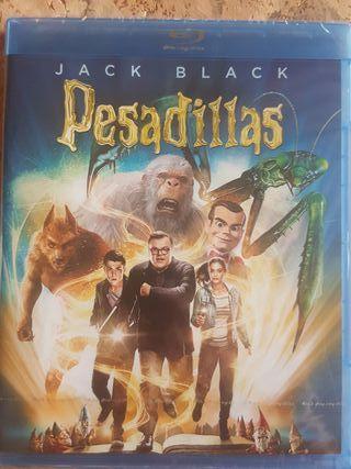 Pesadillas en Blu-ray