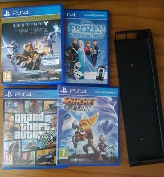 PS4 edición especial destiny