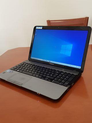 PORTÁTIL TOSHIBA L850 i5 8Gb RAM 500Gb DISCO R2031