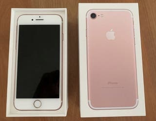 iPhone 7 Rosa 32gb