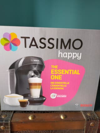 Cafetera Bosch Tassimo nueva