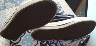 Zapatillas lona talla 29