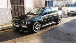 Ford Escort rs cosworth classic+25
