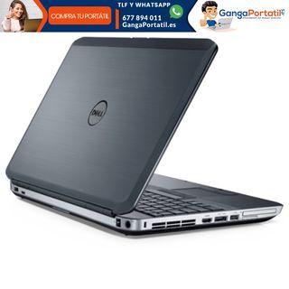 "Portátil Dell E5520 i3/15,6""/Cam/Win10 Gratis"